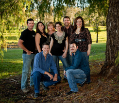 Family Portrait in the Park, Gympie